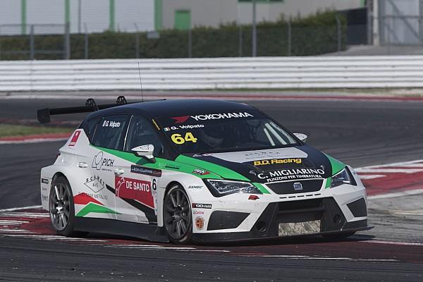 TCR Italia Ultime notizie Volpato e Papi insieme sulla SEAT DSG di BD Racing nel 2018