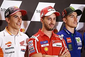 MotoGP BRÉKING Pontegyenlőség a bajnoki verseny élén: Marquez & Dovi