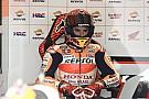 Aragon MotoGP: Islak 1. seansta Marquez lider, Rossi 18.