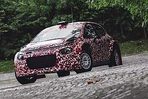WRC Ultime notizie Citroen: Paolo Andreucci tra i piloti chiamati a sviluppare la C3 R5