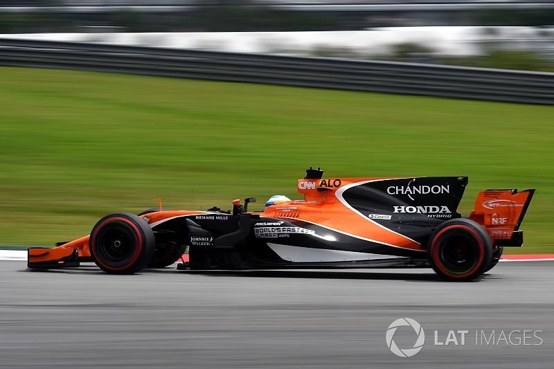 Atualização aerodinâmica da McLaren dá resultado esperado