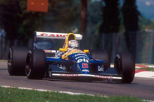 Williams FW14B: Die Innovationen von Mansells Rekordbrecher