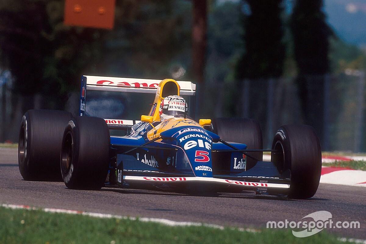 Чемпіонську машину Williams Менселла продадуть на аукціоні