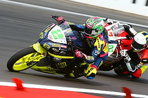Supersport Breaking news Carrasco first woman to win world championship bike race