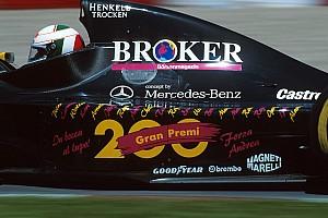 Formel 1 Fotostrecke Fotostrecke: Diese F1-Piloten fuhren über 200 Rennen