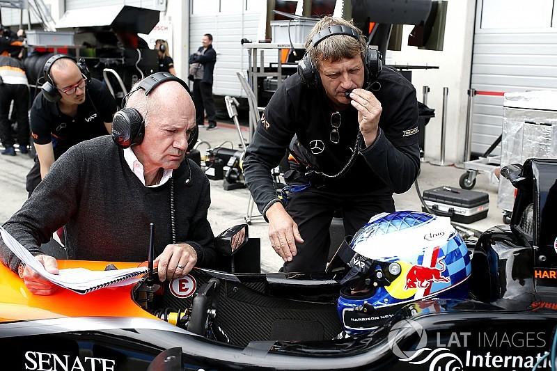"""Zoon van F1-ontwerper Newey: """"Ik heb geen gewone racevader"""""""