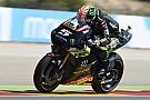 MotoGP Zarco en peine de grip en Aragón
