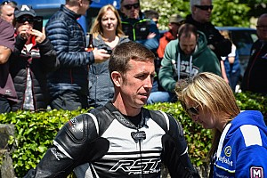 Family issues update on injured TT rider Mercer