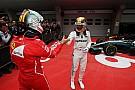 F1 Vídeo: el duelo numérico entre Hamilton y Vettel en 2017