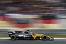 Nouvel aileron arrière pour Renault à Barcelone