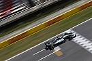 La grille de départ du Grand Prix d'Espagne