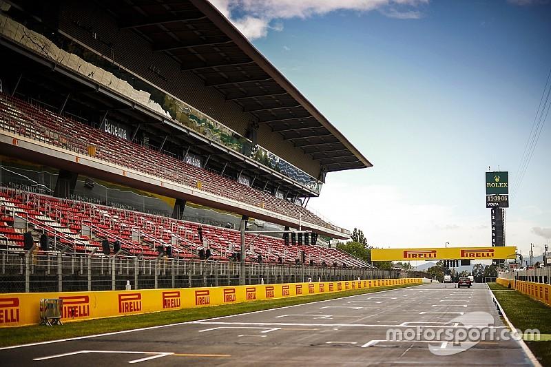 Horarios para el GP de España