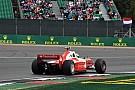 Megérkezett a kétüléses F1-autó a Hungaroringre