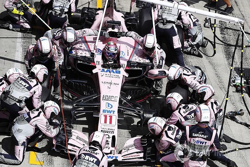 Perez, Force India'nın formunu koruyabileceğine emin