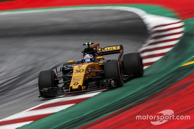 【F1】自分の進歩に満足するパーマー「同僚のスタイルを参考にした」