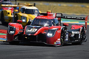 WEC Breaking news Oreca's LMP2 rivals given upgrade breaks to close gap