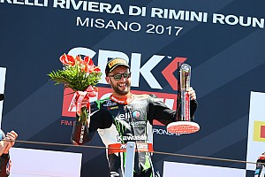WSBK Репортаж з гонки WSBK, Мізано: Драматична гонка закінчилась неочікуваною для Сайкса перемогою
