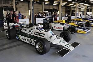 Formula 1 Special feature VIDEO: Suara 40 tahun sejarah Williams di Formula 1