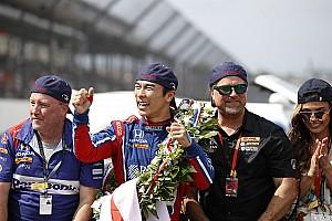 Stop/Go Livefeed Őrületes örülés Sato győzelme miatt az Indy 500-on