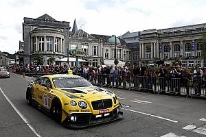 Blancpain Endurance Toplijst In beeld: GT-wagens scheuren door de straten van Spa