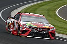 NASCAR Cup Kyle Busch firma la pole position alla Brickyard 400