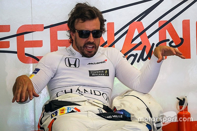 Alonso ve Vandoorne yarış için umutlu