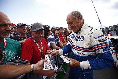 A kétszeres Le Mans győztes Stuck 70 évesen visszatér az aktív versenyzéshez!