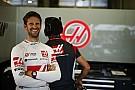 F1 Grosjean lanzará un libro de cocina