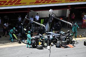 Формула 1 Новость Вольф рассказал о вкладе в победу тактического штаба Mercedes