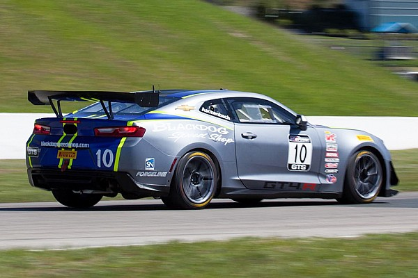 PWC Race report Sonoma PWC: Victory and disaster for Camaros