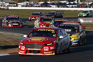 Supercars Breaking news Supercars not concerned by Network Ten issues