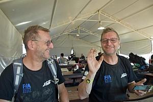 Dakar Intervista Dakar: I gemelli De Lorenzo tranquilli e riposati dopo il lungo trasferimento