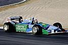 Formula 1 Mick Schumacher sulla Benetton B194 del papà prima del GP di Spa