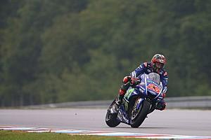 MotoGP News MotoGP in Brno: Rossi und Vinales mit der Yamaha noch auf Kriegsfuß