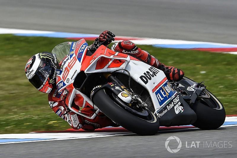 Ducati'nin yeni grenajı, onaylanan tasarımın yalnızca bir parçası