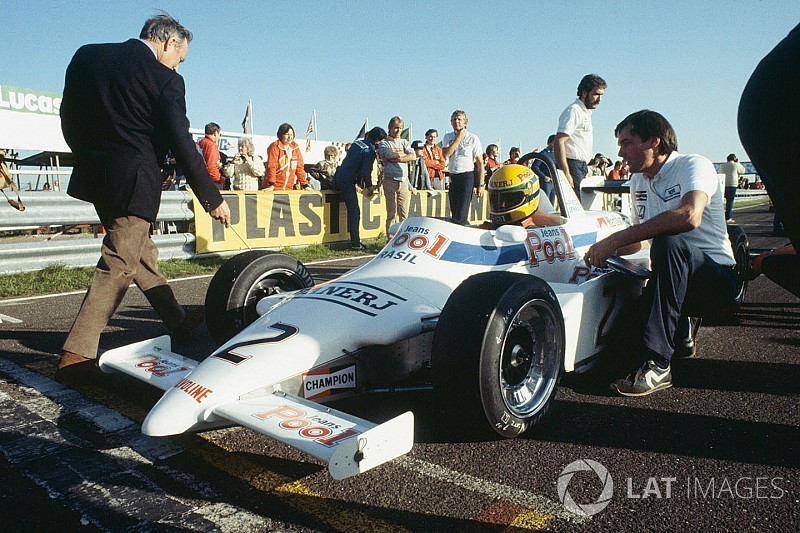 Video: Der Taxifahrer, der gegen Ayrton Senna fuhr