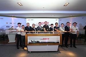 中国F4 新闻稿 铭泰赛车2017赛季启动,赛事开放全面升级