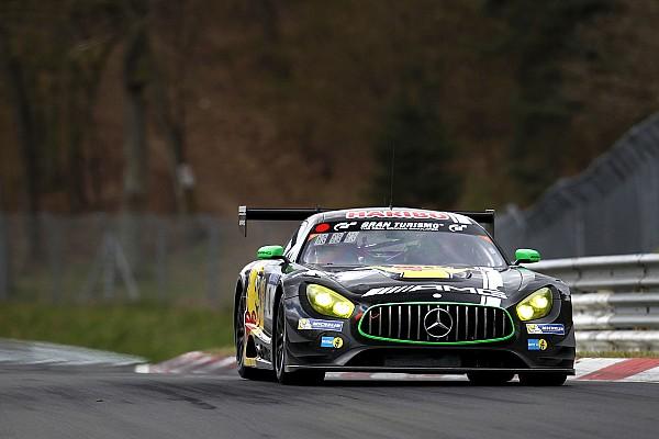 24 uur Nürburgring: Van der Zande gemotiveerd aan de start