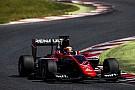 GP3 Il DRS potrà essere utilizzato solo per alcuni giri durante le gare della GP3