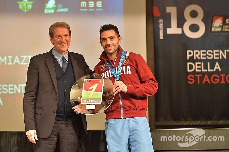 Il CIV 2018 riparte dal Motor Bike Expo con la presentazione del campionato