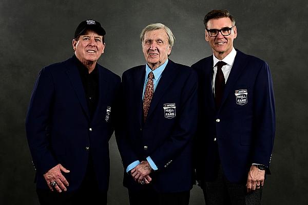 NASCAR Sprint Cup Artículo especial Una noche emotiva para  los nuevos inmortales de NASCAR