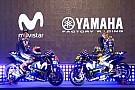 MotoGP Yamaha unveils its 2018 MotoGP challenger