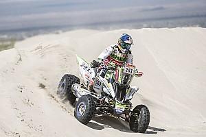 Dakar Tappa Dakar, Quad, Tappa 13: Gonzalez al top, Casale vicino alla meta