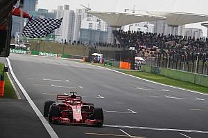 Formule 1 Résumé de qualifications Qualifs - Vettel souffle la pole à Räikkönen!