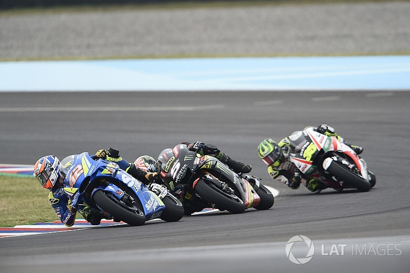 Rins: Suzuki artık yarış kazanabilecek durumda