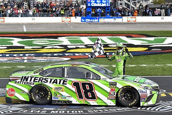 NASCAR Cup NASCAR in Fort Worth: Texas-Triumph für Kyle Busch
