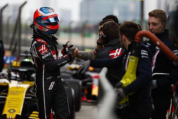 Formule 1 Actualités Les problèmes de freins, c'est fini pour Grosjean!