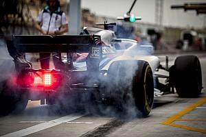 Формула 1 Прямой эфир Онлайн Гран При Китая: третья тренировка