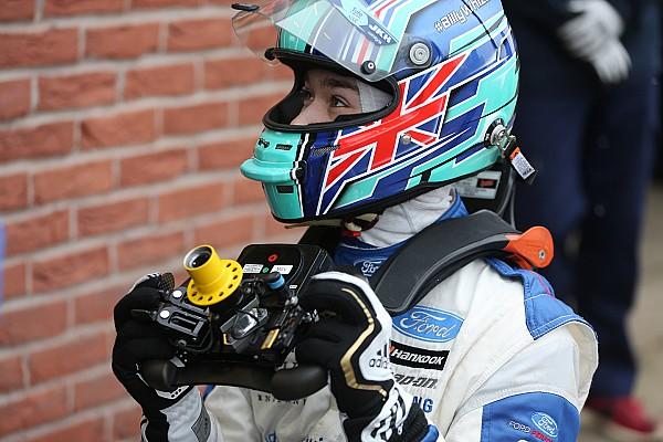 British F3 Actualités Une F3 adaptée au handicap de Monger
