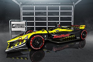 IndyCar Actualités Nouvelle livrée pour Sébastien Bourdais en 2018